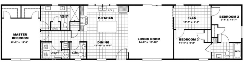 Flex Condo Floor Plan 1 scaled In Stock Floor Plans