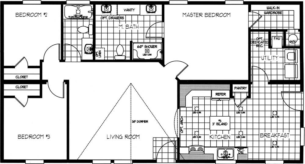 karstenA In Stock Floor Plan Redesign